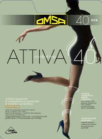 Колготки Omsa Attiva Control Top 40