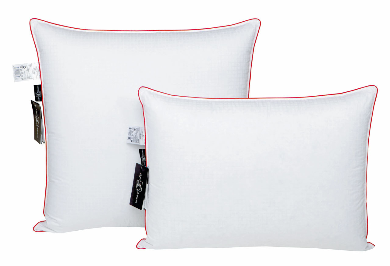 Одеяла и Подушки Подушка Light Dreams Коллекция  Desire пух первой категории Desire_-подушка.jpg