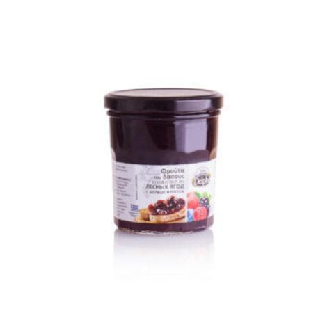 Конфитюр из лесных ягод Delphi 370 гр