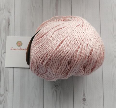 Пряжа Fibra Natura Papyrus 229-05 нежно-розовый