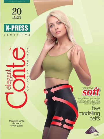 Колготки X-Press 20 Conte