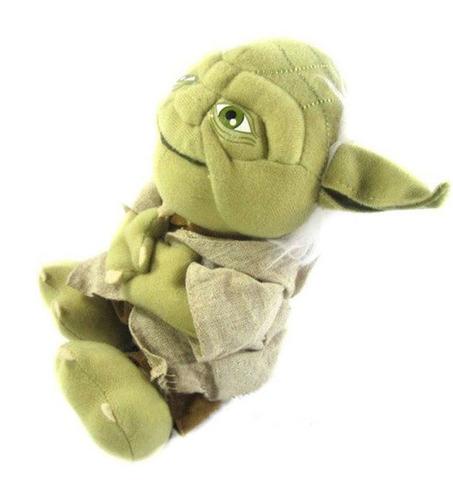 Звездные Войны мягкая игрушка Йода