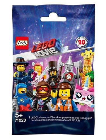 LEGO Minifigures: Серия Лего Фильм 2 71023 — The Second Part — Лего Минифигурки