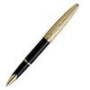 Waterman Carene - Essential Black GT, ручка-роллер, F, BL