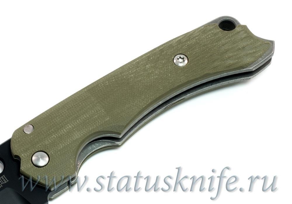 Нож Navajo Dervish Knives/TAD Edition - фотография