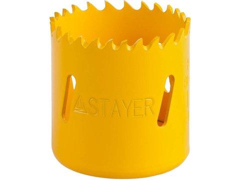STAYER Procut 44мм, коронка Би-металлическая, универсальная