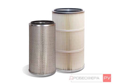 Фильтр для пескоструйной камеры 8 м2 230 x 426