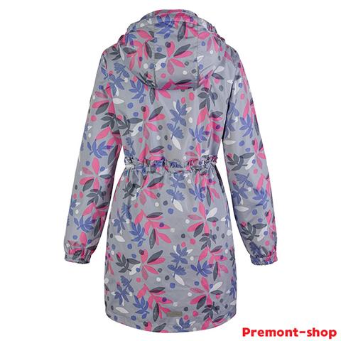 Плащ для девочки Premont Райдинг-Маунтин SP71630 Grey