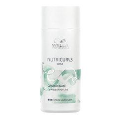 Wella Professional Invigo NutriCurls Curlixir Balm - Несмываемый крем-бальзам