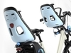 Картинка велокресло Thule Yepp Nexxt Maxi Universal голубое
