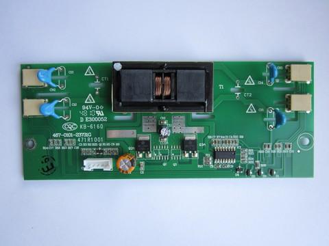 467-0101-23731G инвертор на 4 лампы