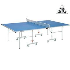 Всепогодный стол DFC TORNADO синий, толщина 4 мм, с сеткой