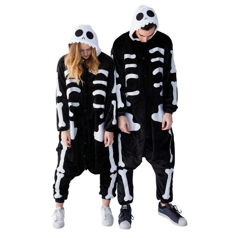 Плюшевые пижамы Скелет 0bef2afe82b4f.jpg