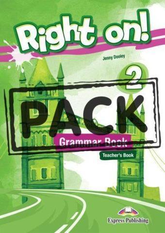 Right on! 2. Grammar Teacher's Book with Digibook app. Сборник грамматических упражнений для учителя (с ссылкой на электронное приложение)