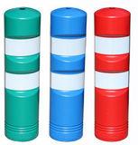 Пластиковый дорожный столбик ADO 750