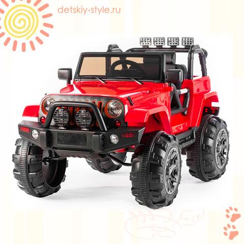 "Электромобиль ""Jeep Wrangler BDM0905"""