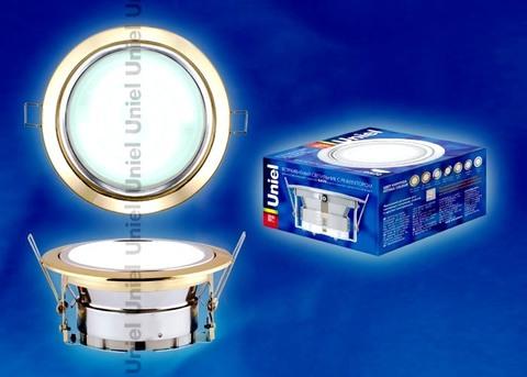 Uniel Светильник ESL GX53/H-2R золото