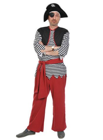 Карнавальный костюм  пират Билли