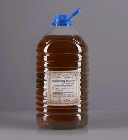 Liv delano The Apothecary  Жидкое мыло деликатное с экстрактами лекарственных трав календулы, шалфея, эхинацеи и фиалки 5000г