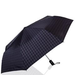 Зонт мужской в клетку ТРИ СЛОНА 907-9