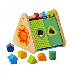 I'm Toy Развивающий треугольник (29660)