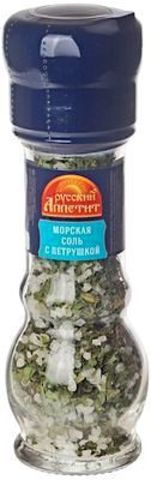 Русский аппетит Морская соль с петрушкой, 65 г