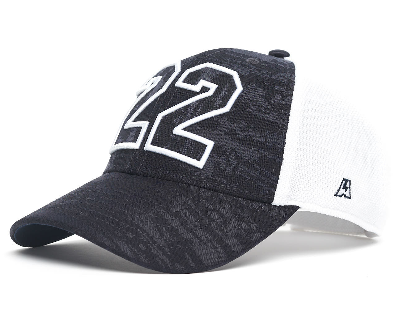 Бейсболка № 22 темно-синяя (размер M)