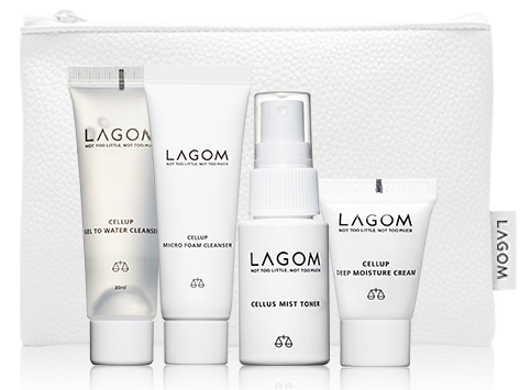 Набор миниатюр LAGOM Travel Kit