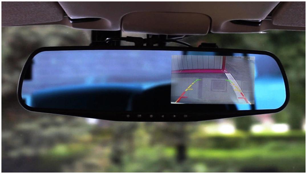 Посмотреть видео зеркало регистратор блог об автомобильных видеорегистраторах