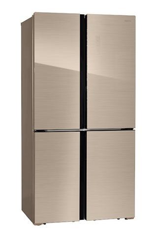 Холодильник HIBERG RFQ-500DX NFGY