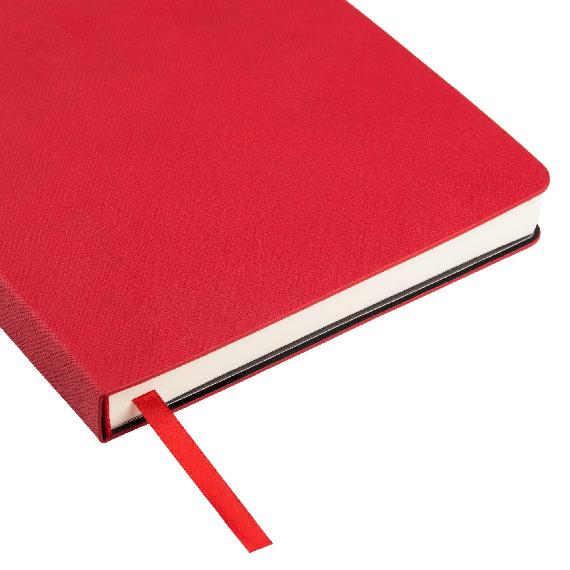 Ежедневник недатированный, Portobello Trend, Summer time , жесткая обложка, 145х210, 256стр, красный