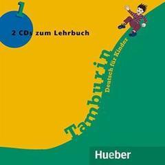 Tamburin 1 - 2 Audio-CDs zum Lehrbuch - (Deutsc...