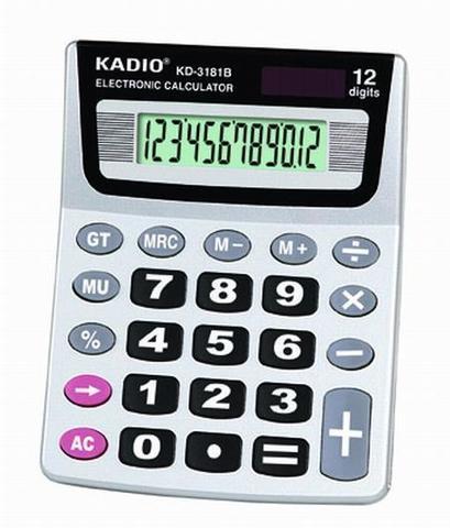 Калькулятор № 3181-12