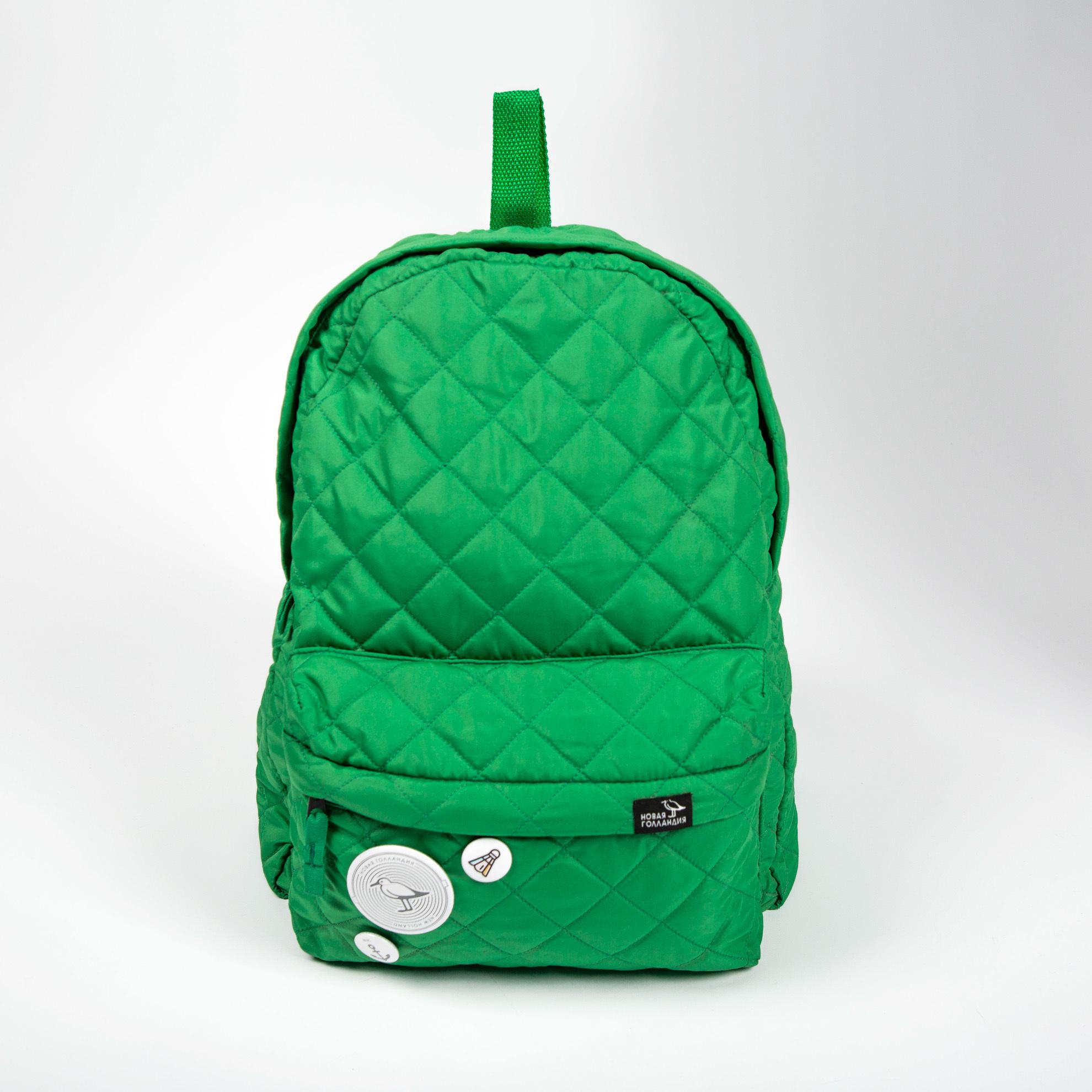 Рюкзак с набором значков
