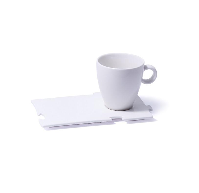 Набор чашка и блюдце
