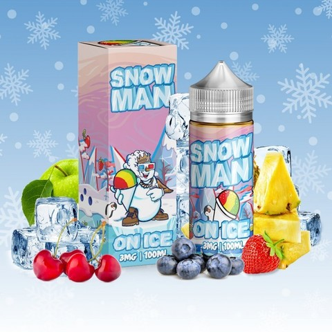 Juice Man - Snow Man On Ice 100 ml