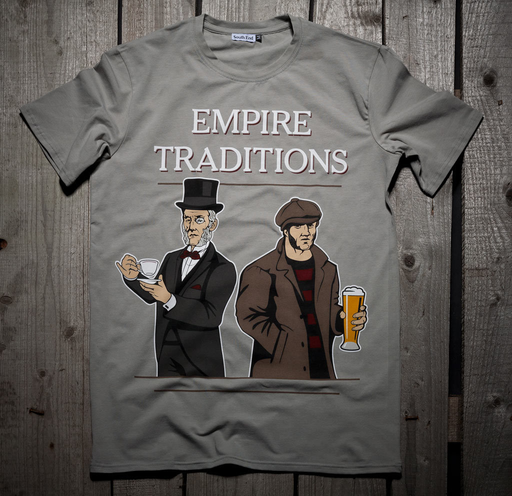 Футболка Empire traditions