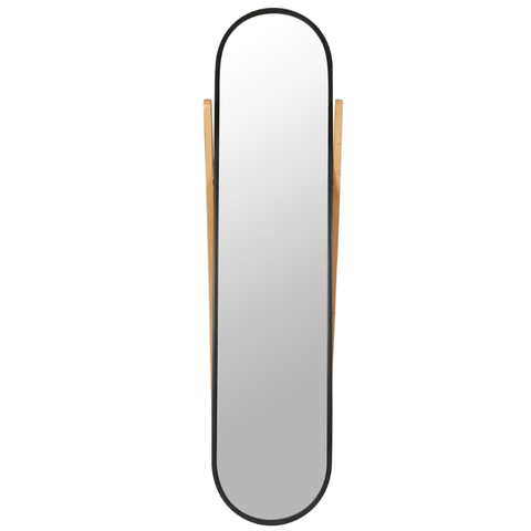 Зеркало напольное + вешалка Hub