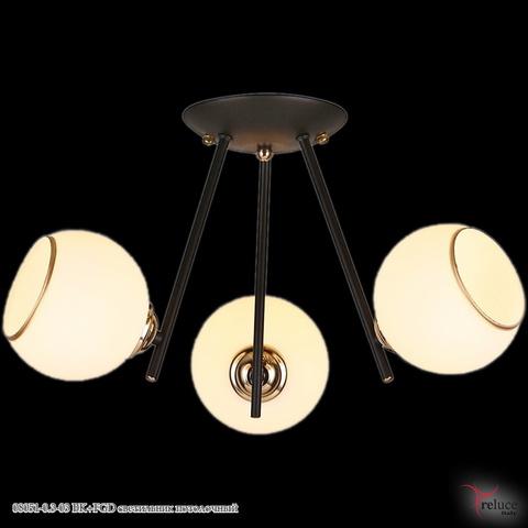 08051-0.3-03 BK+FGD светильник потолочный