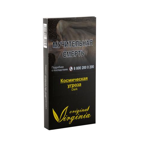 Табак Virginia Dark Космическая угроза (Свежий цветы ягоды кислинка) 50 г