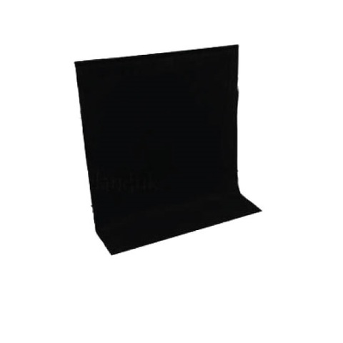 Черный тканевый фон 3х6 м NiceFoto MB-36