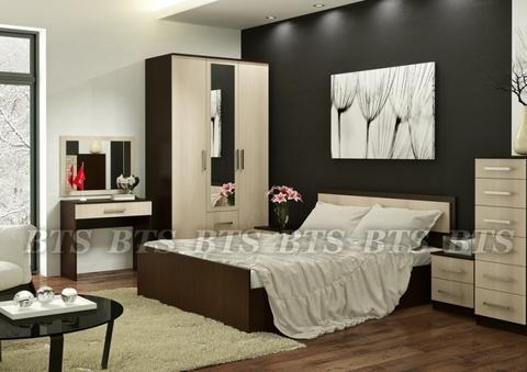 Модульная система для спальни Фиеста