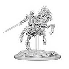 Pathfinder Deep Cuts Unpainted Miniatures - Skeleton Knight on Horse