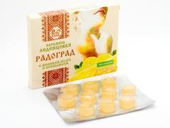 Леденцы Радоград с лимоном и мёдом, 10 шт.*3,2 гр. (Радоград)