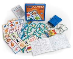 Развиваем мышление с игрой IQ лото Линии и контуры (комплект из 3 игр), Айрис Пресс