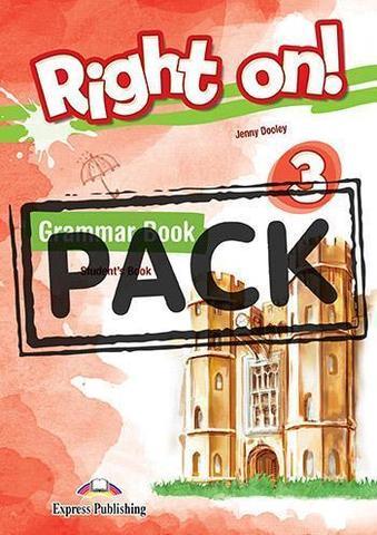 Right On! 3 Grammar Book (with Digibooks App). Сборник грамматических упражнений (с ссылкой на электронное приложение)