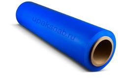 синяя стрейч-плёнка