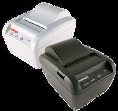 Принтер чеков Posiflex Aura-6900 USB+LAN, черный