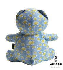 Подушка-игрушка антистресс «Ромашковый Мишка» 4