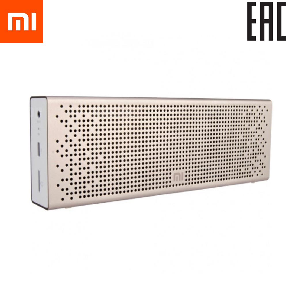 Портативная акустика Xiaomi Mi Bluetooth Speaker RU EAC